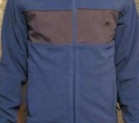 Флисовая утепленная куртка - ветровка 44-46 размер. Запорожье. фото 1