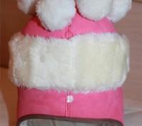 Зимняя шапочка в хорошем состоянии - согреет даже в самые лютые морозы. На меху.. Запоріжжя, Запорізька область. фото 3
