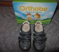 Закрытые туфли (ботиночки) Orthobe модель 101Bg, цена 450грн  Отличное качест. Запорожье, Запорожская область. фото 4