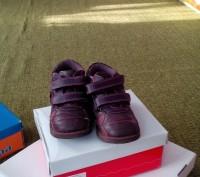 Продам демисезонные ботинки Лапси для девочки в хорошем состоянии. Киев, Киевская область. фото 2