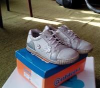 Продам демисезонные ботинки Антилопа для девочки в хорошем состоянии. Киев, Киевская область. фото 2
