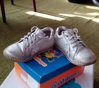 Продам демисезонные ботинки Антилопа для девочки в хорошем состоянии. Киев, Киевская область. фото 4