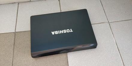 Продам недорого рабочий ноутбук Toshiba a200-23p. Киев. фото 1