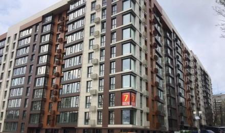 Продам 3х комн квартиру 86 кВ м в новом жк на ул Жуковского. Дом введён в эксплу. Центр, Днепр, Днепропетровская область. фото 2