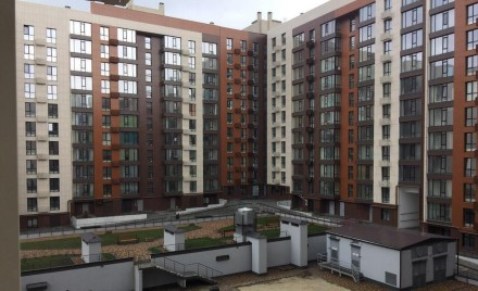 Продам 3х комн квартиру 86 кВ м в новом жк на ул Жуковского. Дом введён в эксплу. Центр, Днепр, Днепропетровская область. фото 3
