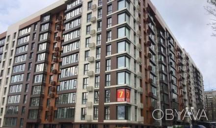 Продам 3х комн квартиру 86 кВ м в новом жк на ул Жуковского. Дом введён в эксплу. Центр, Днепр, Днепропетровская область. фото 1