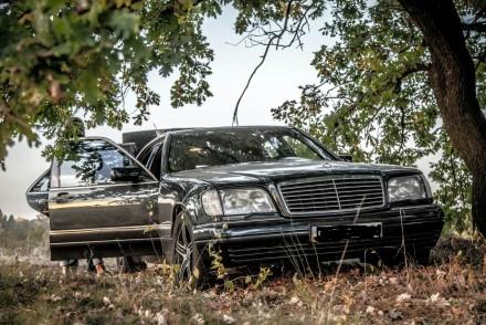 Продам Mersedes W140 320 6000 y.o.. Киев. фото 1
