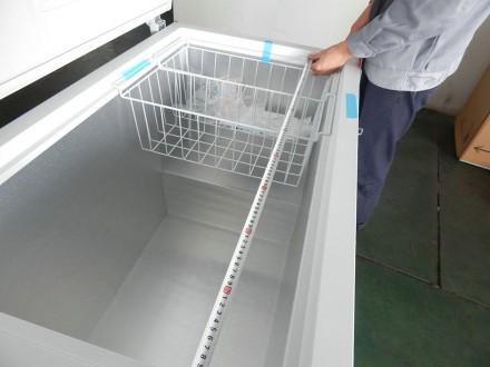 Полностью новые морозильные лари.  Описание:  Морозильный ларь произведен для . Николаев, Николаевская область. фото 8