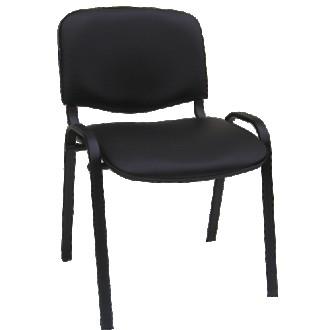 Широкий выбор офисных стульев. Доступно три оттенка базы, такие как - хром, чер. Киев, Киевская область. фото 2