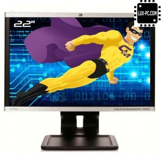 Монитор 22 дюйма HP LA2205wg / TN / 1680x1050 / DVI, DisplayPort, vga, Usb. Киев. фото 1