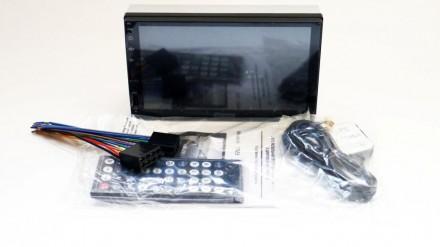 """2din Pioneer 7023 GPS Автомагнитола USB+SD+Bluetooth (Короткая база) копия 7"""" Э. Чернигов, Черниговская область. фото 8"""