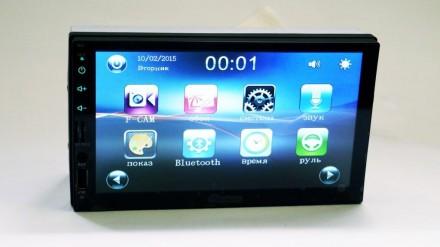 """2din Pioneer 7023 GPS Автомагнитола USB+SD+Bluetooth (Короткая база) копия 7"""" Э. Чернигов, Черниговская область. фото 3"""