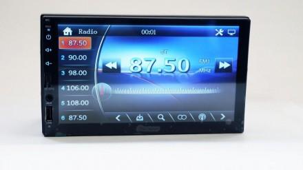 """2din Pioneer 7023 GPS Автомагнитола USB+SD+Bluetooth (Короткая база) копия 7"""" Э. Чернигов, Черниговская область. фото 4"""