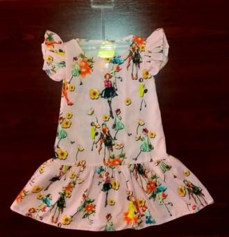 Плаття для дівчинки. Житомир. фото 1