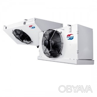 Воздухоохладители, шокфростеры, конденсаторы, градирни GUNTNER