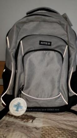 Місткий молодіжний рюкзак Kite K19-814L має універсальний дизайн в спортивному с. Чернигов, Черниговская область. фото 2