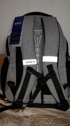 Місткий молодіжний рюкзак Kite K19-814L має універсальний дизайн в спортивному с. Чернигов, Черниговская область. фото 4