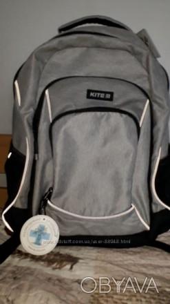 Місткий молодіжний рюкзак Kite K19-814L має універсальний дизайн в спортивному с. Чернигов, Черниговская область. фото 1