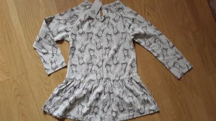 Продам новые платья Young Dimension (Primark) на 4 - 5 лет Цена 180 грн.. Чернигов, Черниговская область. фото 3
