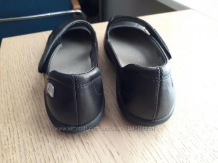 Школьные туфли Clarks, 3 р. стелька 23 см. Новые.. Чернигов, Черниговская область. фото 5