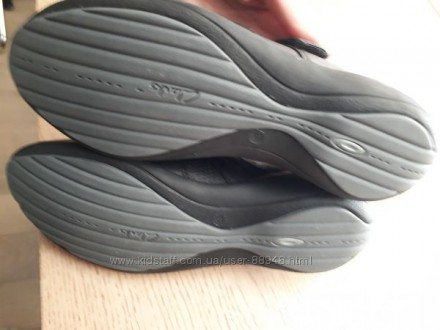 Школьные туфли Clarks, 3 р. стелька 23 см. Новые.. Чернигов, Черниговская область. фото 3