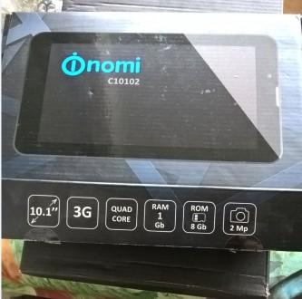 Планшет Nomi Terra+ C10102. Львов. фото 1