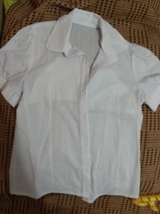 Блузка для девочки. Днепр. фото 1