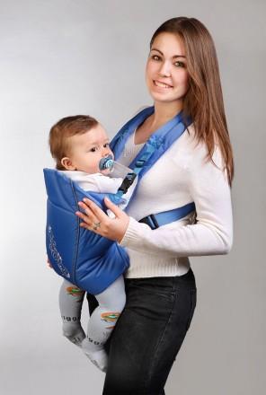 Рюкзак-кенгуру Baby Breeze 0308. Харьков. фото 1