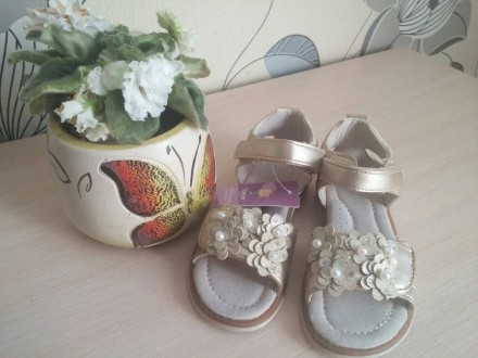 aa46f1626f9e97 Дитячі босоніжки 30 розміру - купити дитяче взуття на дошці ...