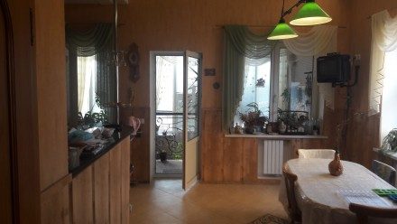Продам 3-х этажный дом на Масляниковке. Добротный, ухоженный дом, 2004 г.п. Обща. Масляниковка, Кропивницкий, Кировоградская область. фото 9