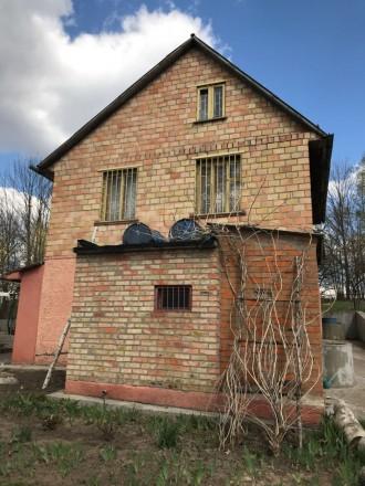 Продаём кирпичный 3х этажный  дом в экологически чистом месте ,  Фостовский р-н . Фастов, Киевская область. фото 5