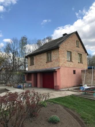 Продаём кирпичный 3х этажный  дом в экологически чистом месте ,  Фостовский р-н . Фастов, Киевская область. фото 8
