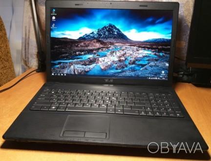 Большой, красивый ноутбук Asus X54HR (4ядра 4 гига 2часа )