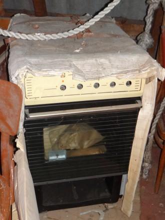 продам нову газову плиту. Христиновка. фото 1