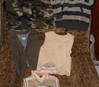 Разнообразная одежда на мальчишку 2-4 года.все в отличном состоянии.. Запорожье, Запорожская область. фото 2