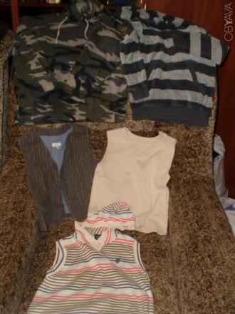 Разнообразная одежда на мальчишку 2-4 года.все в отличном состоянии.. Запорожье, Запорожская область. фото 1