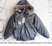 Очень теплая зимняя куртка модели ПИЛОТ фирмы UF COLLEKTION отличного качества.Р. Запоріжжя, Запорізька область. фото 2
