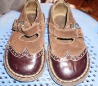 1.Белларусская обувь.обували пару раз.состояние новых.небольшой каблук.плотный з. Запорожье, Запорожская область. фото 2