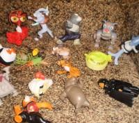 Самые разнообразные игрушечки с макдональдса.все целое.. Запорожье, Запорожская область. фото 4