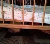 Поднимается и опускается передняя стенка, кровать на колесиках. Разбирается.  . Київ, Київська область. фото 5