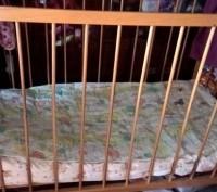 Детская кроватка. Київ. фото 1