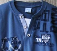 Джемпер для мальчика фирмы B-KIDS KLUB Турция отличного качества хлопок.Распрода. Запорожье, Запорожская область. фото 3