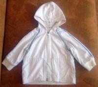 Белая курточка (ветровка) для девочки на 1 год.. Запорожье. фото 1