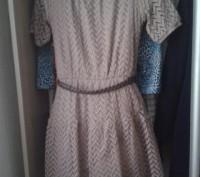 платье фирмы глория джинс на девочку подростка 12-13 лет, прост 158 или на мамоч. Запорожье, Запорожская область. фото 2