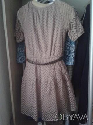 платье фирмы глория джинс на девочку подростка 12-13 лет, прост 158 или на мамоч. Запорожье, Запорожская область. фото 1