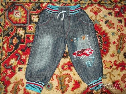Продам джинсы на мальчика в отличном состоянии. Производство Турция. Есть еще м. Чернигов, Черниговская область. фото 1