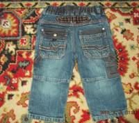 Продам очень стильные джинсы на мальчика фирмы NEXT на 12-18 мес., рост до 86 см. Чернигов, Черниговская область. фото 3