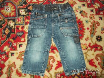 Продам очень стильные джинсы на мальчика фирмы NEXT на 12-18 мес., рост до 86 см. Чернигов, Черниговская область. фото 1