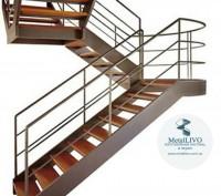 Лестница на тетивах. Одесса. фото 1