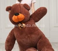 Плюшевый медведь 200 см. Киев. фото 1